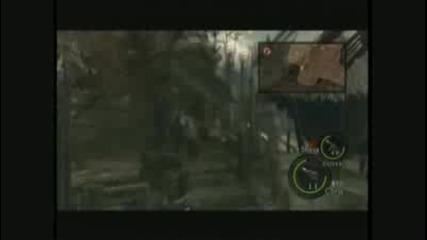 Resident Evil 5 Walkthrough Part 18 - Two Giant Majini
