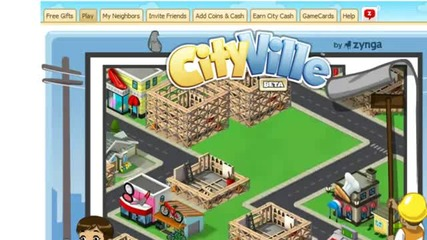 Cityville - Coins (money) cheat (hack) хак за пари