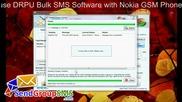Изпрати на служебни съобщения, използвайки Drpu насипни Sms Software