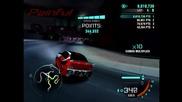 Nfs Carbon Drift - Starlight Strip 27.560.300 8 laps