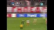23.2.2010 Олимпиакос - Бордо 0 - 1 Шл 1/8 финал