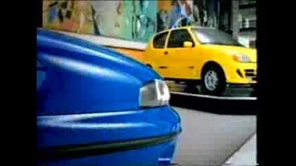 Реклама На Fiat