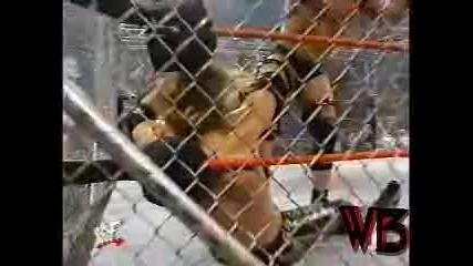 Chris Jericho Vs Stone Cold Steve Austin Cage Match