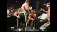 The Spirit Squad Vs Triple H Dx Return