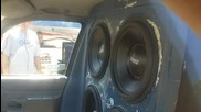 157db Sound System _ Mike's 16,000 Watt Stereo - Loudest Spl @ Sanford Bikini Car Wash 2011