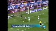 """""""Атлетико"""" (Мадрид) разби с 5:0 """"Бетис"""" е само на точка зад """"Барселона"""""""