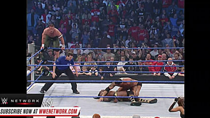 John Cena and Batista get the best of King Booker in rare alliance: SmackDown, Oct. 27, 2006