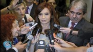 Argentina's Scioli Wants President's Ally on Ticket