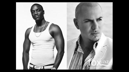 Akon & Pitbull - Shut It Down