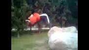 Back Flip by M3 Again !?!