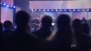 Timbaland - Morning After Dark (feat. Nelly Furtado & Soshy) Live at American music awards 2009