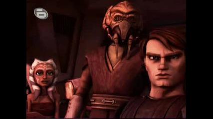 Star Wars The Clone Wars - Епизод 2 2/2