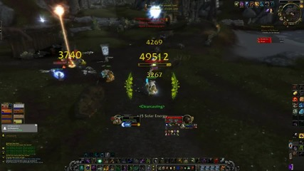 Boomkin ! Level 85 Balance Druid pvp