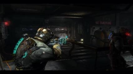 Кофти момент в Dead Space 3