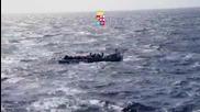 Italy: Italian Navy intercepts 130 migrants off Libyan coast