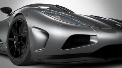 Koenigsegg Agera Concept