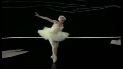 1964.The Dying Swan;Makarova