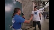 Интервю с John Cena | Wwe Smackdown 6.2.2003