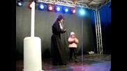 Дъщерята На Анелия Пее Песента На Кукла Барби ( Много Е Сладка )