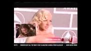 Christina Aguilera E News 2007 Grammy Awar
