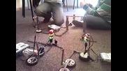 Robospartans-светофар конструиран от 10г. деца!
