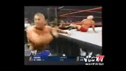 Wwe - Carlito & Ric Flair vs Chris Masters & Kenny Dykstra
