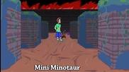 Tobuscus - Mini Minotaur Song
