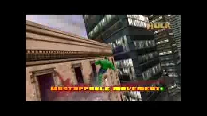 The Incredible Hulk - Trailer [hd]
