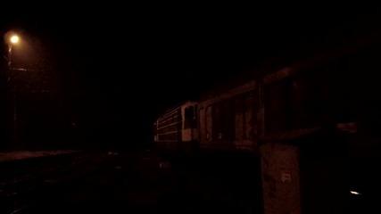 46 033 + 46 044 с Дтв 80622 транзит през Карнобат