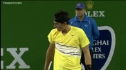 Atp Shanghai Masters 2011 - Tuesday Night Highlights