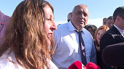 Bulgaria: PM Borisov inspects construction of Interconnector Greece-Bulgaria pipeline