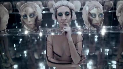 [hq]световна Премиера - - Lady Gaga - Born This Way (официално видео 2011) [subs]