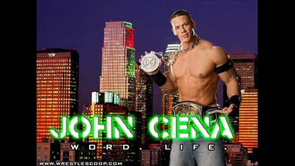 John Cena - My Time Is Now