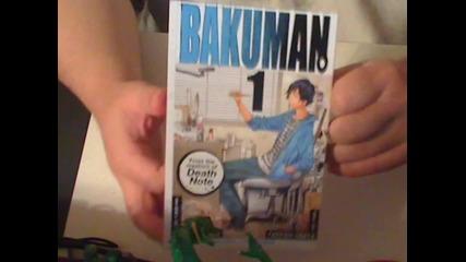 Bakuman review - Its about kids who create comics