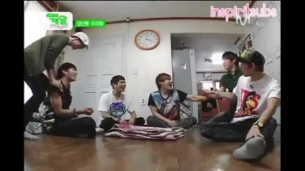 [engsub] Infinite Sesame Player [ep3] Part 1/4