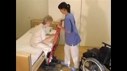Платформа за поставяне на инвалидна количка