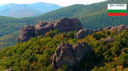 Орлови скали-древно скално светилище в Източни Родопи