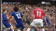 05.05 гол на Кристиано Роналдо ! Арсенал - Манчестър Юнайтед 1:3