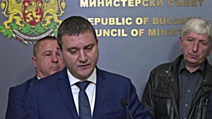 Горанов: Постигнахме договореност за повече отчетност на кметовете
