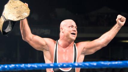 Kurt Angle's six World Championship victories: WWE Milestones