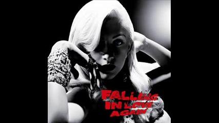 Christina Aguilera - Falling Inlove Again - Hq - За Първи Път В Сайта!!!