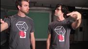 Войната на тениските - много забавно