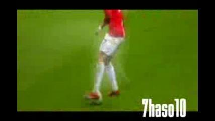 Cristiano Ronaldo - Goals and Skills 2009 [mufcc]