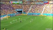 30.06.2014 Франция - Нигерия 2:0 (световно първенство)