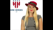 WWE is proud to support Hire Heroes USA