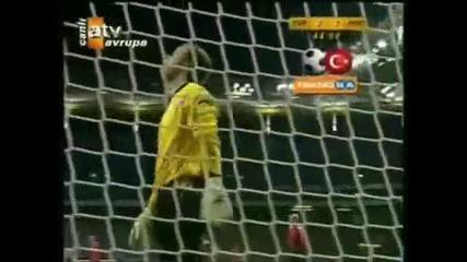 Един от Най Добрите Играчи в Турция Hamit Altintop Компилация 2009