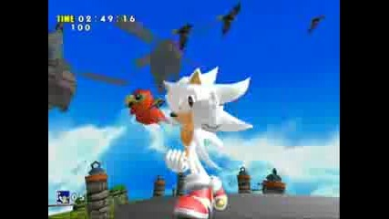Sonic Adventure Dx - Hypersonic hack