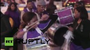 USA: See the largest EVER US wage-hike protest flood Times Square
