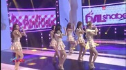 Dal Shabet - Be Ambitious @ Simply Kpop - Arirang [ 08.07. 2013 ] H D