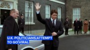 U.K. Election time: Politicians try for last minute P.R. with videos